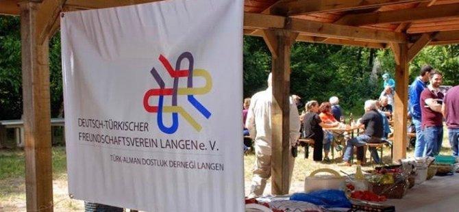 Langen'da Türk Alman dostluğu akşamı