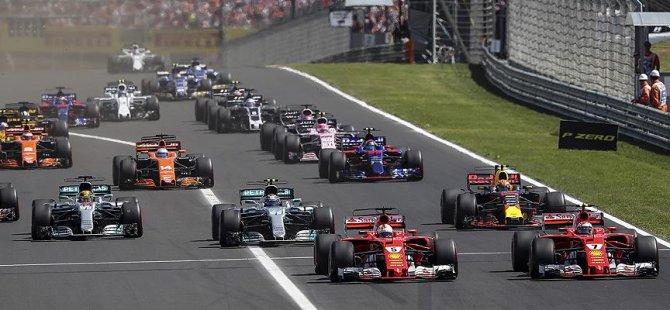 Formula 1'de sıradaki durakAlmanya