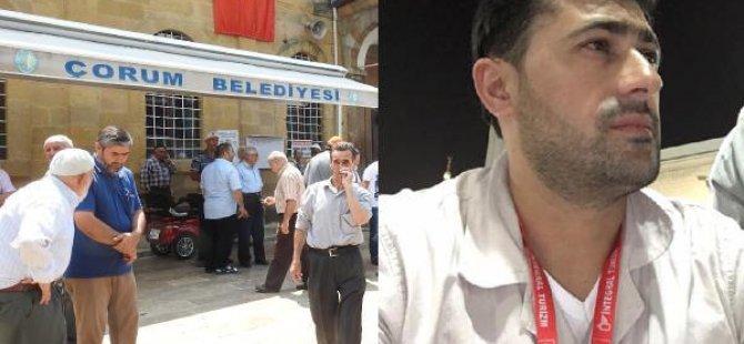 Camide öldürülen gurbetçinin katili yakalandı