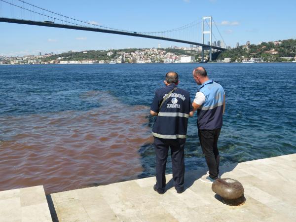 İstanbul Boğazı yine kana bulandı