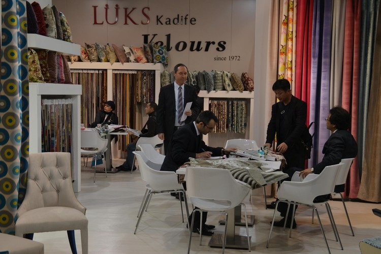 Tekstilde Türk stili