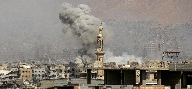 İsrail, Şam'da bir üssü vurdu