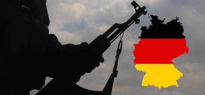 Almanya'nın silah satışıyüzde 6.6 arttı