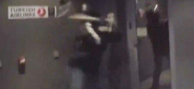 THY'nin Atina ofisine saldırı