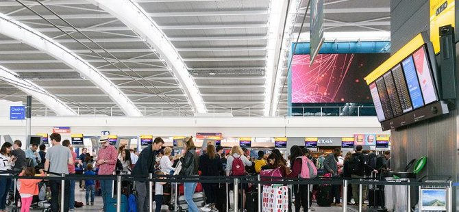 Ryanair 2 bin seferini iptal etti