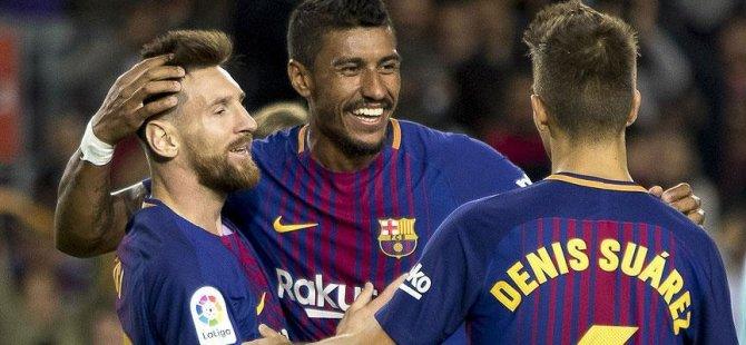 La Liga'da farklı galibiyet
