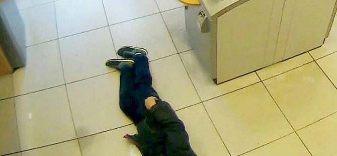 Yerde yatana yardım etmeyene ceza