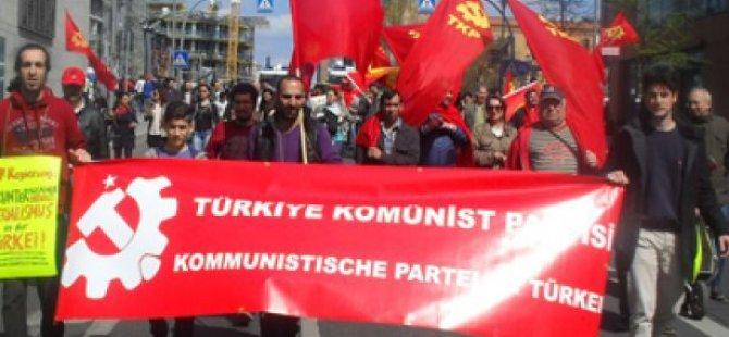 TKP: Almanya'da oylar DKP'ye