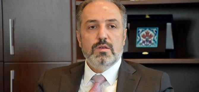'Türkiye'nin bilgi vermeme hakkı var'