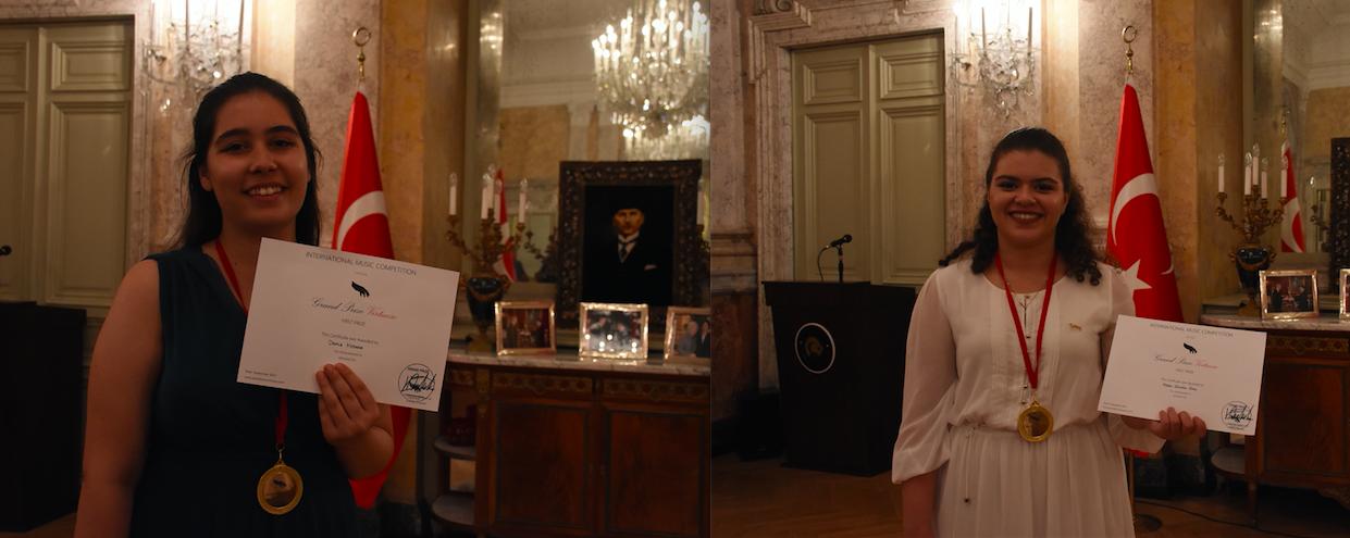 Türk piyanistlere Viyana'dan büyük ödül