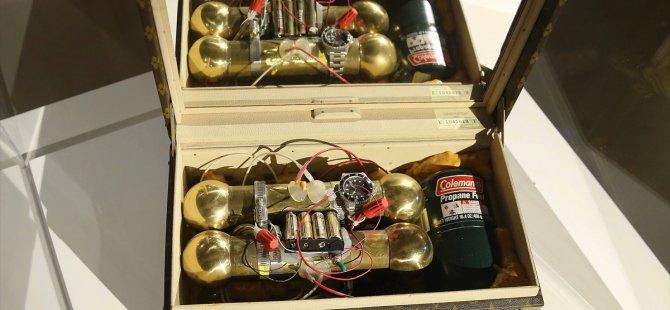 'İslam' sergisinde saatli bomba tepkisi
