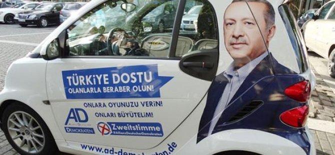 Erdoğan'ın çağrısı ve 'Dombra' seçilmeye yetmedi