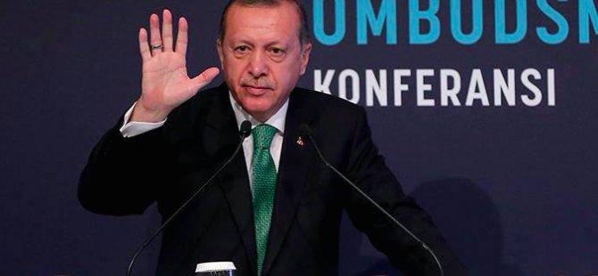 Erdoğan: Biz size muhtaç değiliz