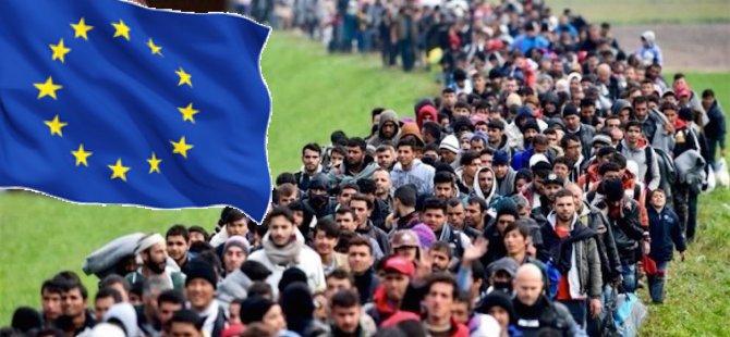 'Göçmenleri AB dışına atalım'