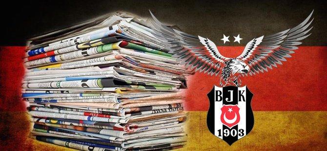 'Bayern Münih Beşiktaş'ı cezalandırdı'