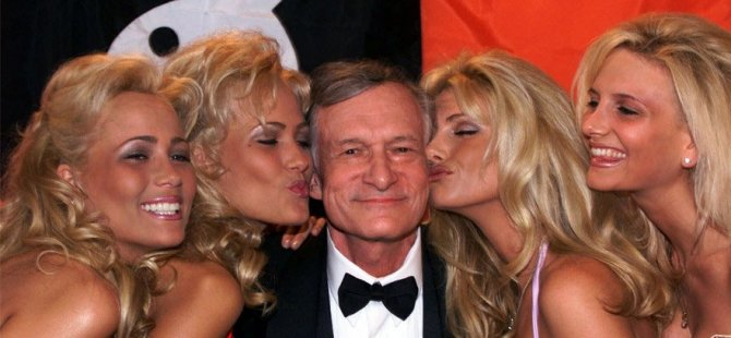 Playboy'un kurucusu yaşamını yitirdi