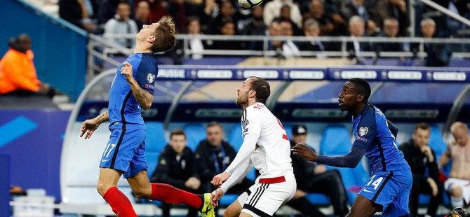 Dünya Kupası Avrupa Elemeleri tamamlandı