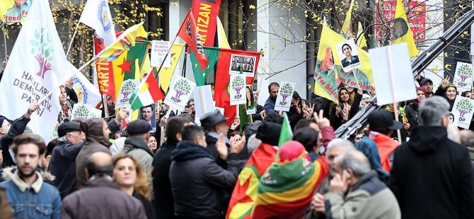 Belçika'daki PKK kararına savcılıktan itiraz
