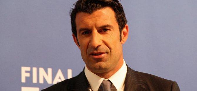 Luis Figo UEFA'ya danışman oldu