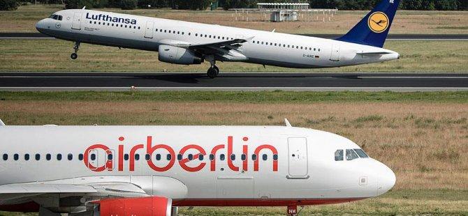 Air Berlin çikolatalarını bile satışa çıkardı