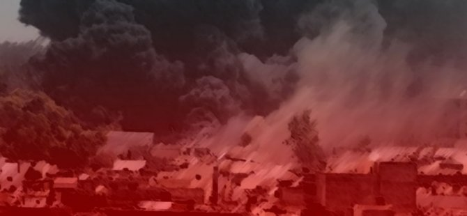 Avusturya'da doğalgaz fabrikasında patlama