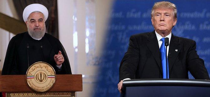 Ruhani: Trump geri adım attı