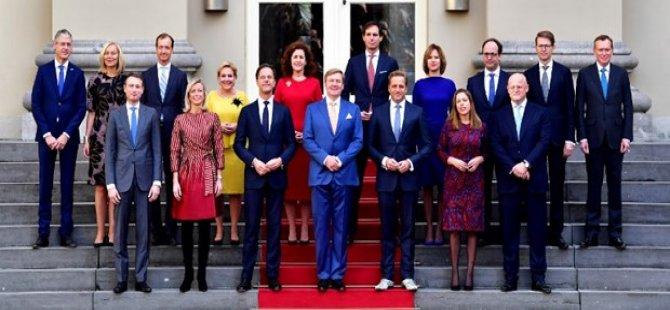 Hollanda'da 225 gün sonra hükümet kuruldu