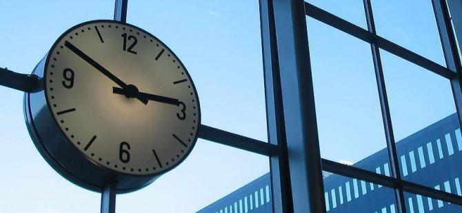 AB: Üyeler tek tip saat uygulasın