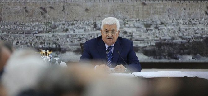 Abbas Filistin'e döndü