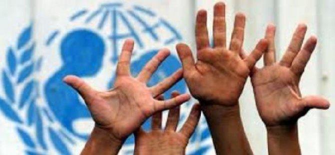 UNICEF, korona yardımını 2 katına çıkardı