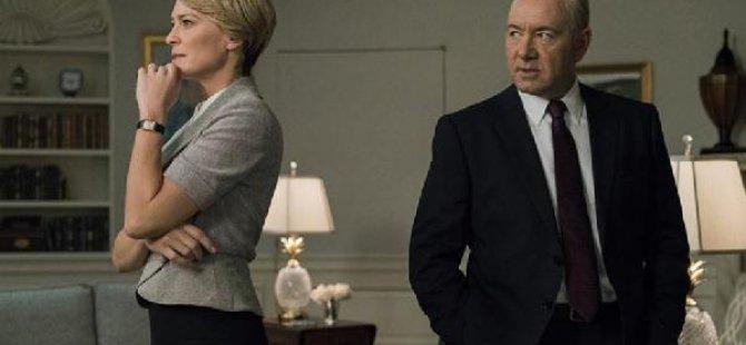 Netflix Kevin Spacey'yi kovdu