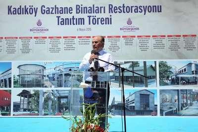Kadir Topbaş'tan Fikirtepe uyarısı