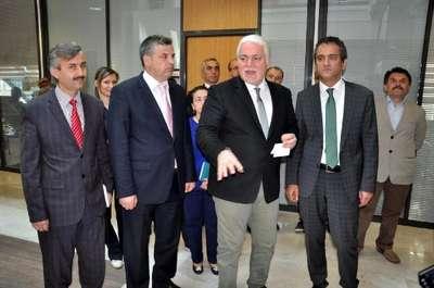 BEÜ, Zonguldak'ta sağlık turizmi için hedef büyüttü
