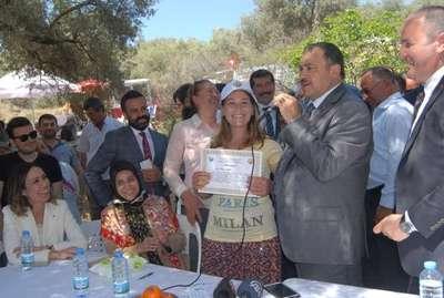Orman ve Su İşleri Bakanı, Seferihisar'da Hıdrellez kutlamasına katıldı