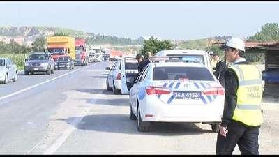 Çatalca'da kaza: 3 ölü