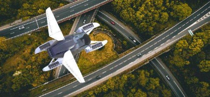 Dünyanın ilk uçak taksileri hazır