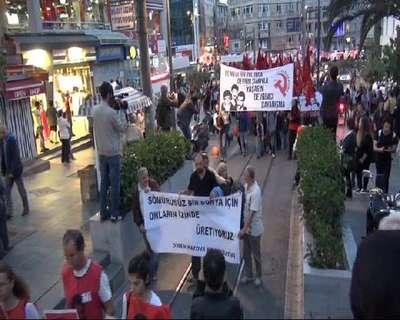 Deniz Gezmiş ve arkadaşları Kadıköy'de anıldı