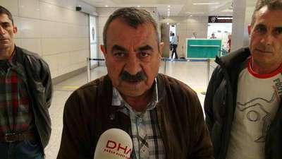 Tataristan'da cezaevinde tutulan Türk işçiler yurda döndü