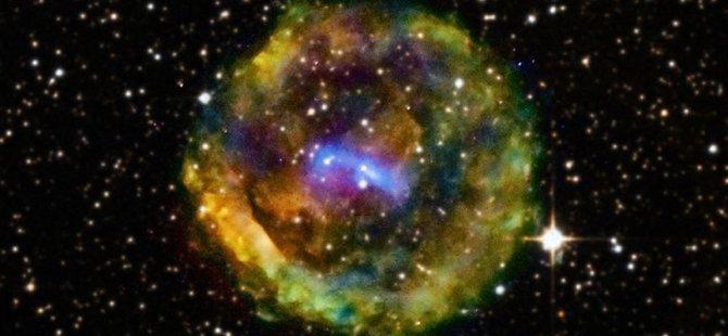 'Ölmeyen' yıldız keşfetti