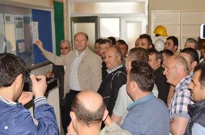 Gübretaş'a grev kararı asıldı