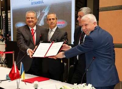 """Fotoğraflar - Türkiye ve Romanya Savunma Sanayi Dernekleri """"İşbirliği Anlaşması"""" imzaladı"""