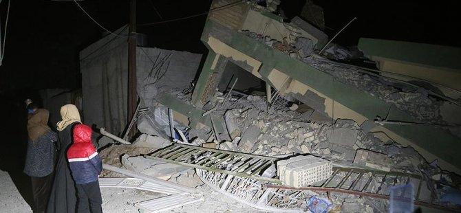 Irak'ta 7,2 büyüklüğünde deprem: En az 200 ölü