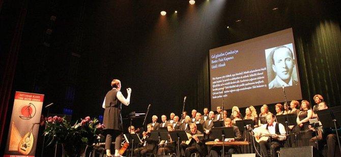 Hollanda'da Türk klasik müziği rüzgarı
