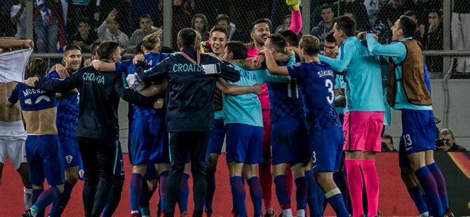 Hırvatistan Dünya Kupası'nda
