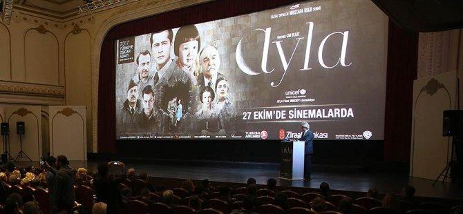 'Ayla'yı 3 haftada 2 milyon kişi seyretti