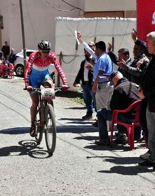 Bitlis'te Uluslararası Dağ Bisikleti yarışları yapıldı
