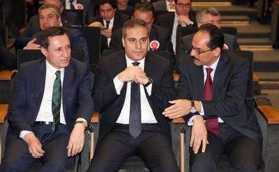 Cumhurbaşkanı Erdoğan, TİKA'nın Toplu Açılış Töreni'ne katıldı (1)