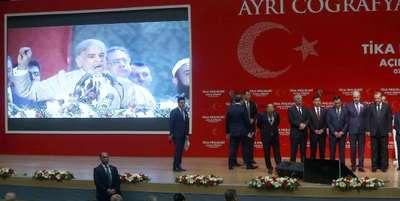 Cumhurbaşkanı Erdoğan, TİKA'nın Toplu Açılış Töreni'ne katıldı - ek fotoğraflar