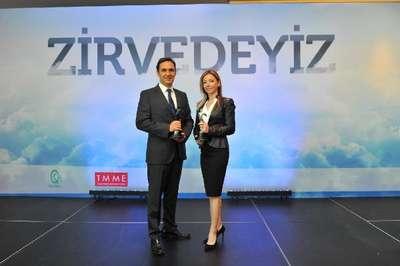 KalDer'den Turkcell'e müşteri memnuniyeti için üç ödül