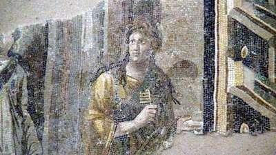 Hatay Müzesi'ndeki mozaiklerde photoshop şüphesi